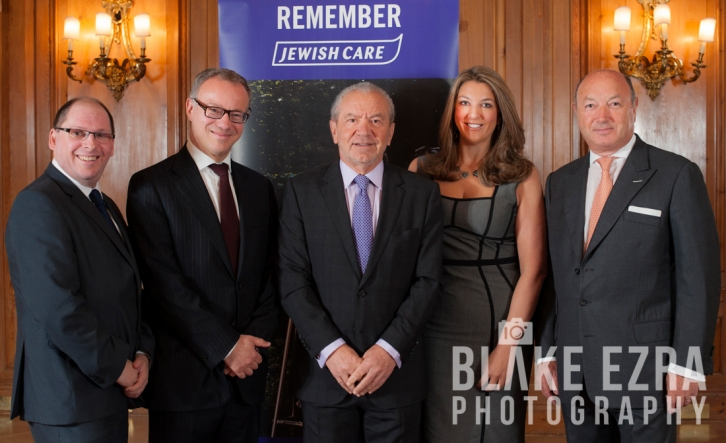 Lord Sugar Breakfast - Jewish Care