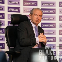 Lord Sugar: Property Breakfast at The Dorchester