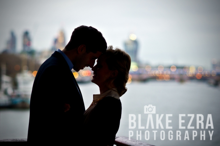 Olivia and Marc's Engagement Shoot