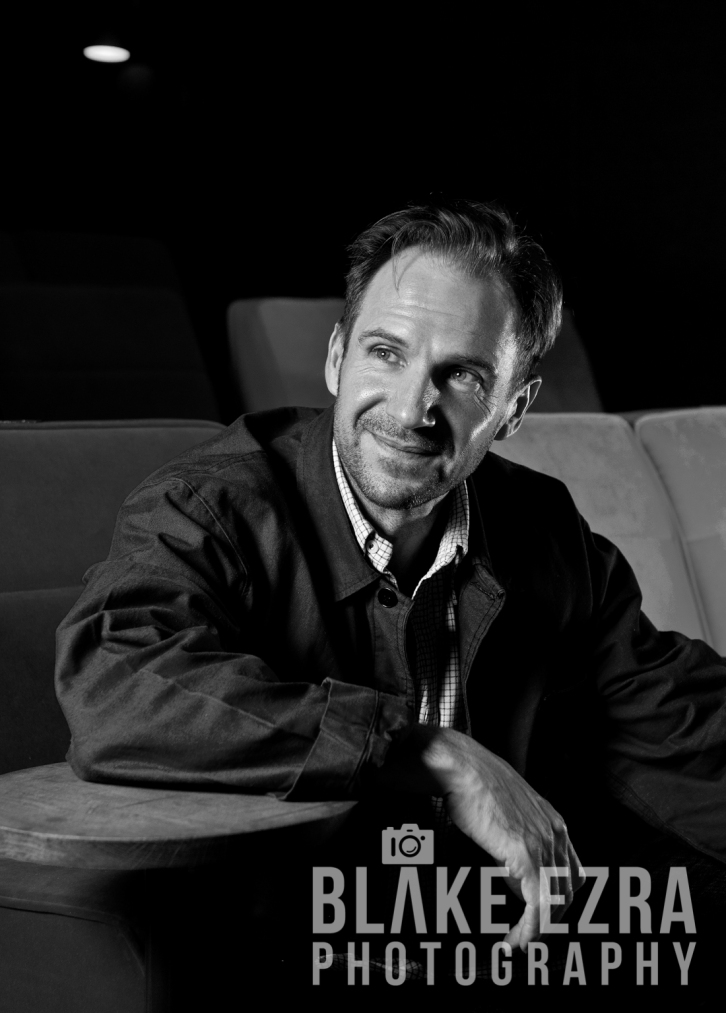 Ralph Fiennes at Everyman