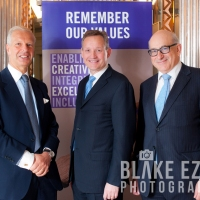 Antony Jenkins: Business Breakfast at Claridge's