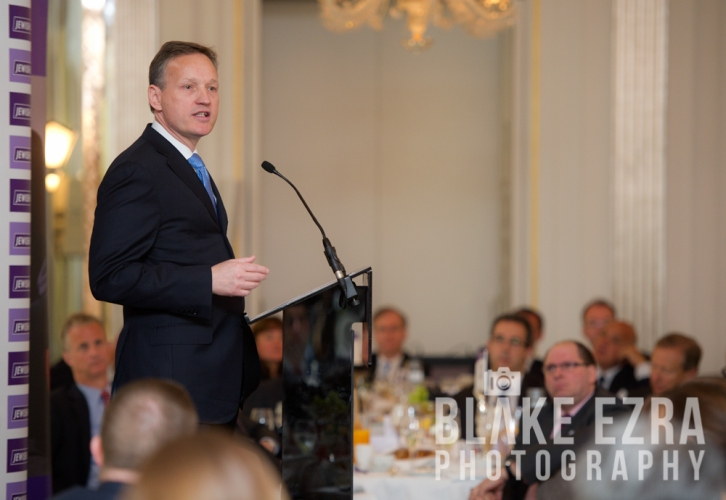 Antony Jenkins Business Breakfast