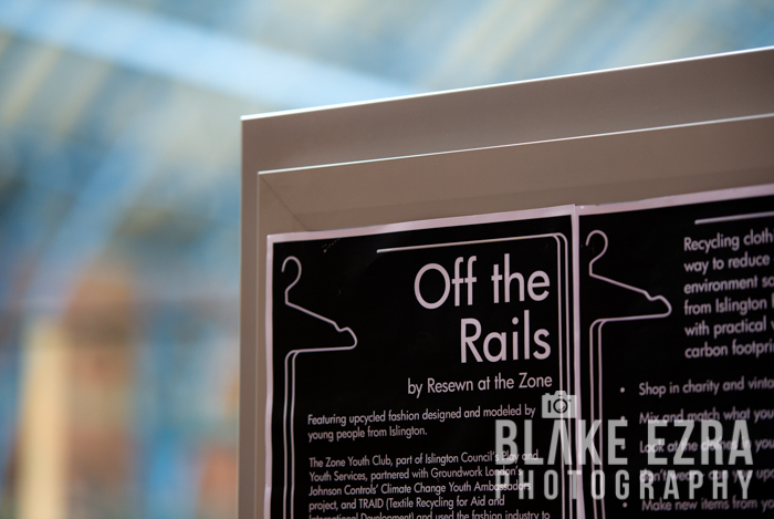 Groundwork Fashion Show 'Off The Rails'