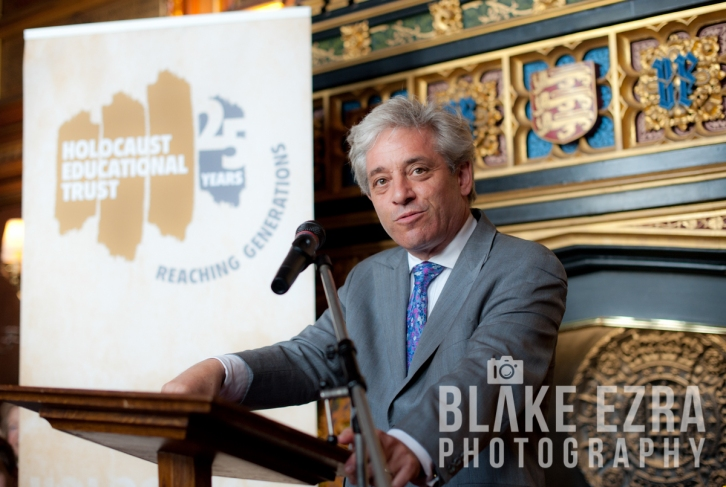 Holocaust Education Trust Reception