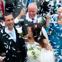 Preview: Alex and George's Island Party Wedding