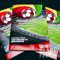 Ukraine vs. England: All for a Good Cause