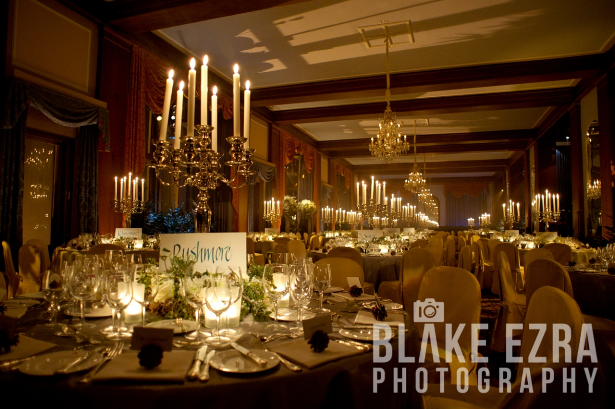Winter Wedding Inspiration: Badrutt's Palace, St. Moritz