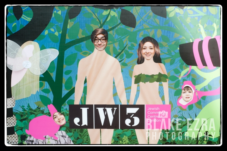 JW3 Launch