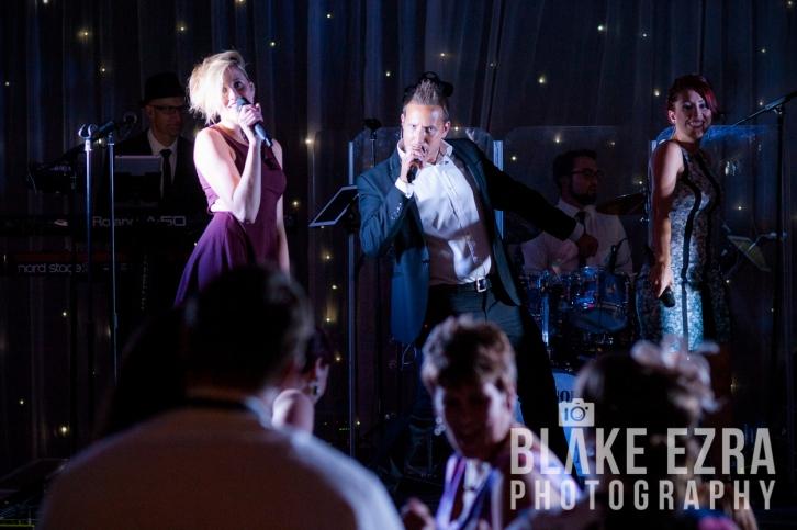 Tracey and David's Wedding.