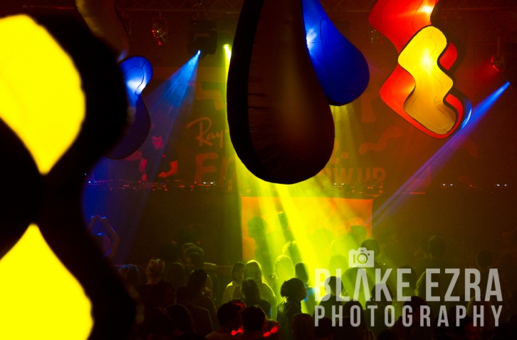Rayban Envision Blowup London Party