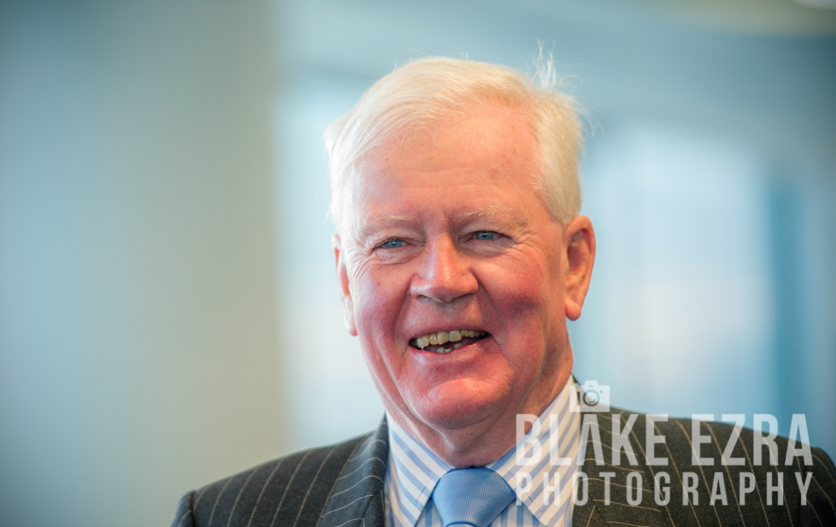 Business Breakfast: Sir Winfried Bischoff