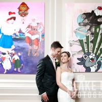 Preview: Amy and Josh's Stunning West End Wedding