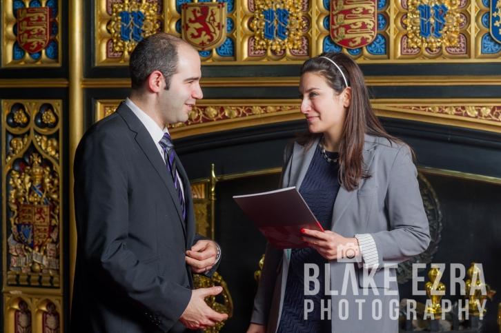 Anti Semitism Commission at Parliament