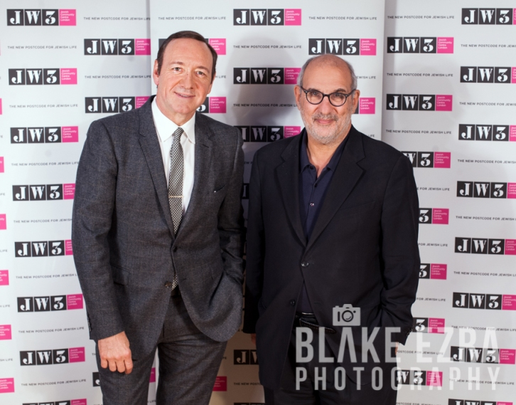 Kevin Spacey at JW3