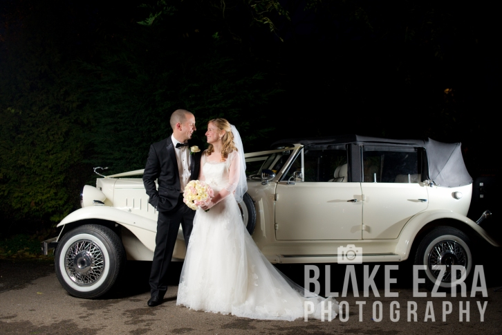 Wedding of Laura and Mark