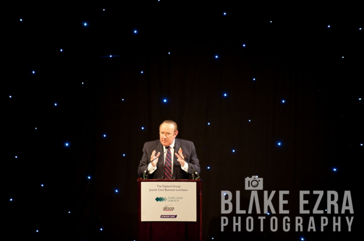 Jewish Care Topland Group Business Luncheon