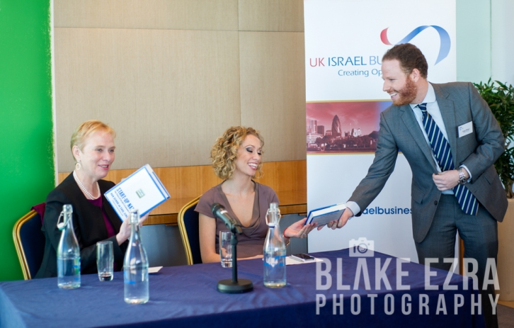 UK Israel business Breakfast