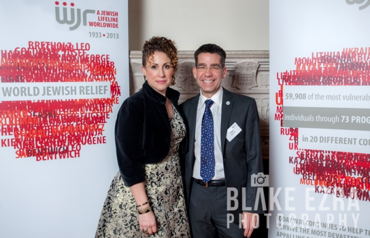 World Jewish Relief Annual Dinner 2013
