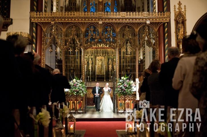 Wedding of Caroline and Alexander