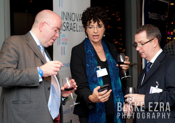 Chairman's Reception, Innovate Israel