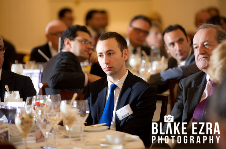 Jewish Care Business Breakfast at The Mansion House