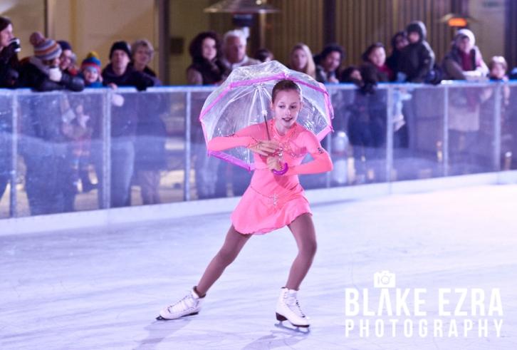 JW3 Ice Rink