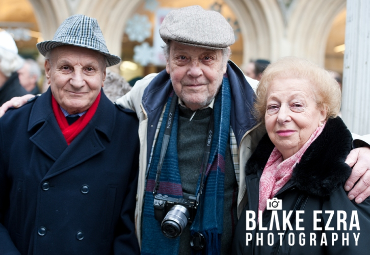 World Jewish Relief Kindertransport Commemoration