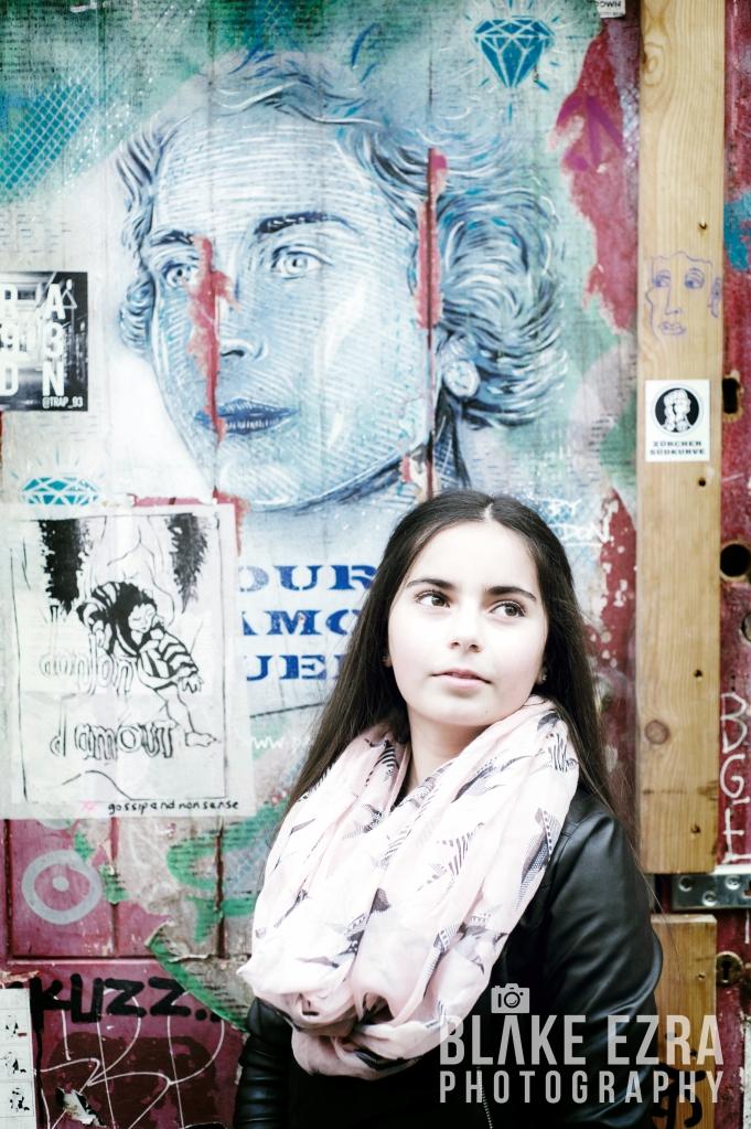 Freya BatMitzvah Portraits