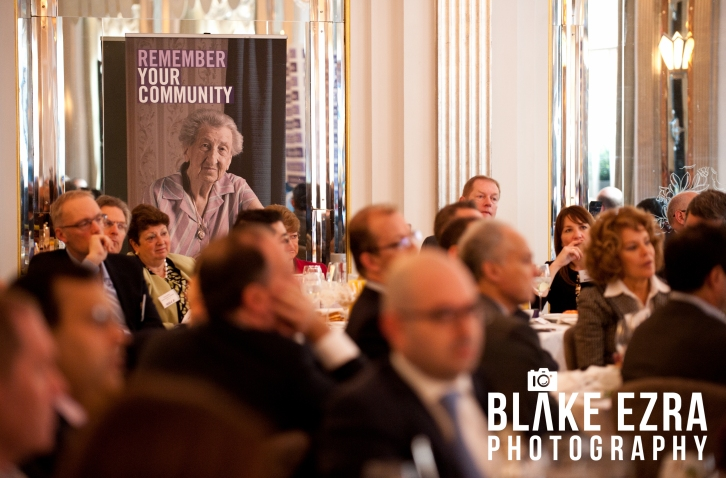 Jewish Care Business Breakfast at Claridges