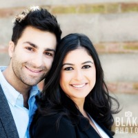 The Secret Garden: Danielle and Joseph's Engagement