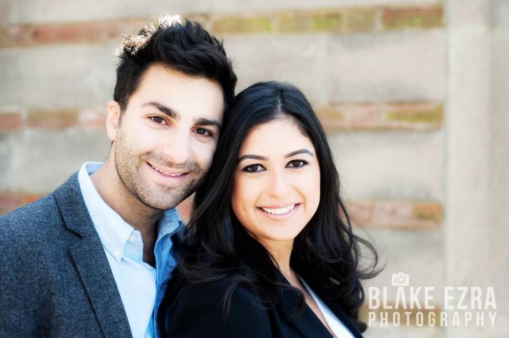 Danielle and Joseph Engagement