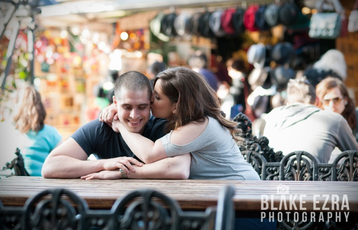 Danielle and Nick's Engagement Shoot