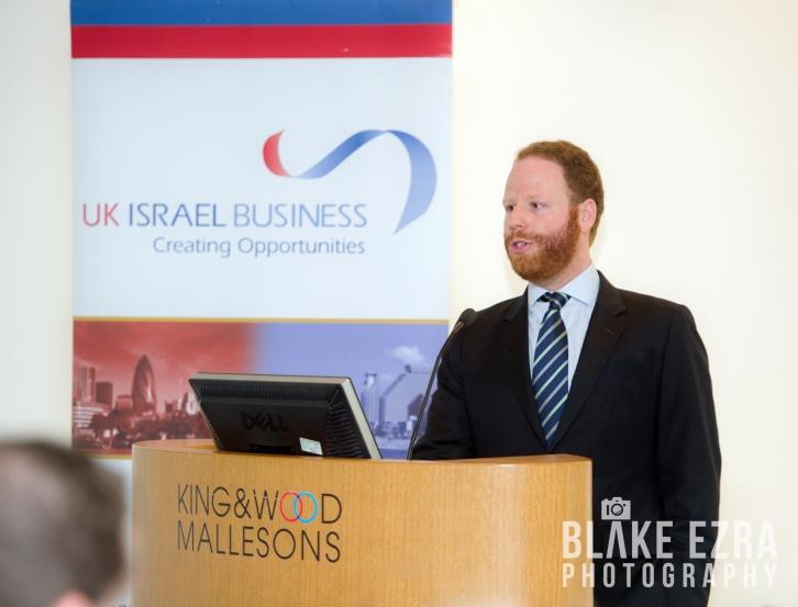 UK Israel Business Breakfast