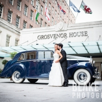 Preview: Sabrina and David's Epic Grosvenor House Wedding