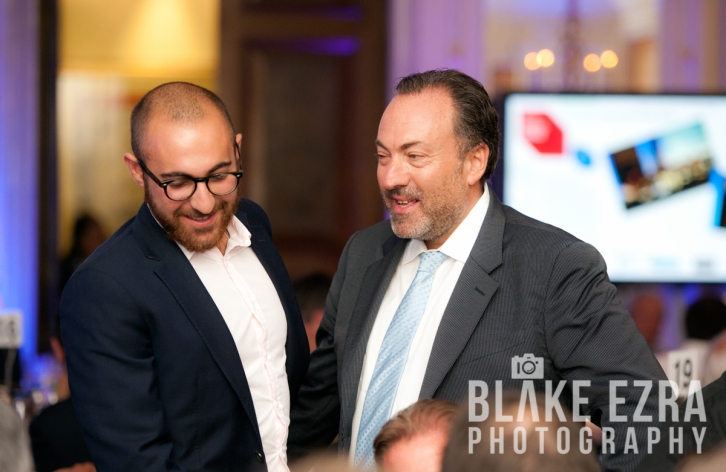 UK Israel Business Awards Dinner 2014