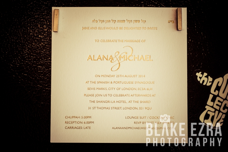 Images from wedding of Alana and Michael.
