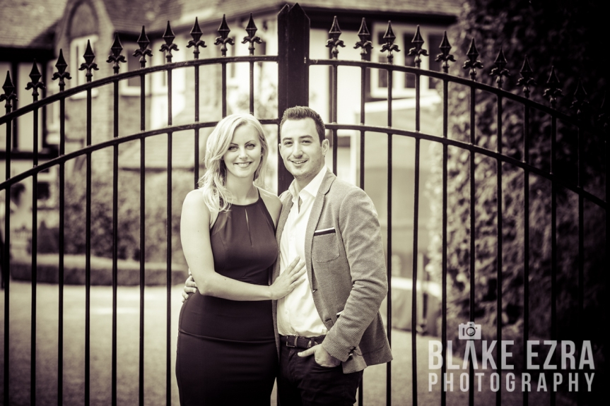 Images from Rubie and Ben's Engagement party in Radlett.