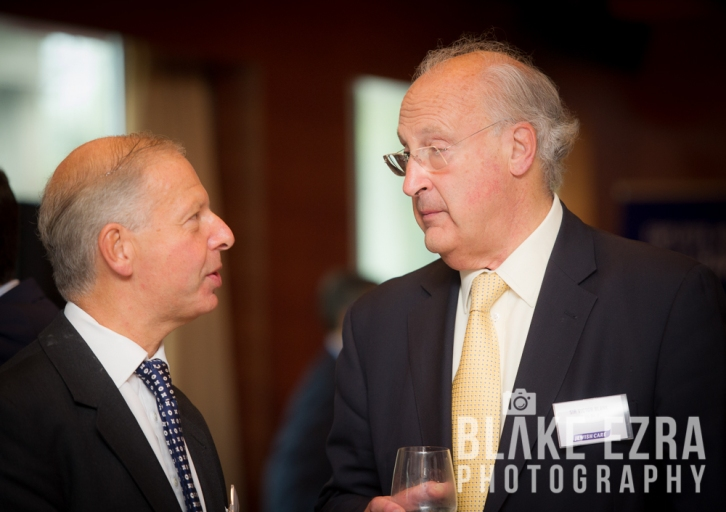 Jewish Care Business Breakfast with Lord Simon Wolfson
