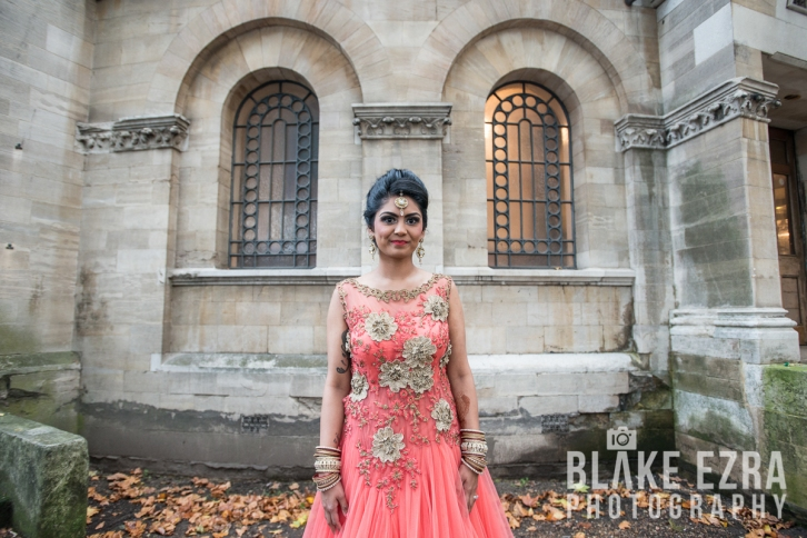 Images from the wedding of Bharvi and Roberto.