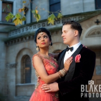 Preview: Bharvi and Roberto's English Italian Indian Wedding