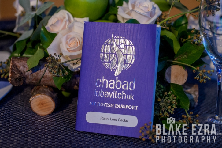 Images from Chabad Lubavitch UK Annual Dinner at the Marriott Grosvenor Square.