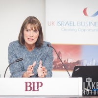 Easyjet: Carolyn McCall at UK Israel Business