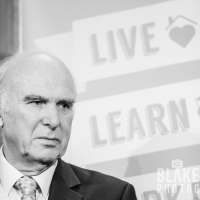 Business, Innovation and Skills: Vince Cable at Langdon