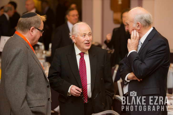 Langdon Charity Business Breakfast at The Park Lane Hotel with guest speaker Dr. Vince Cable.