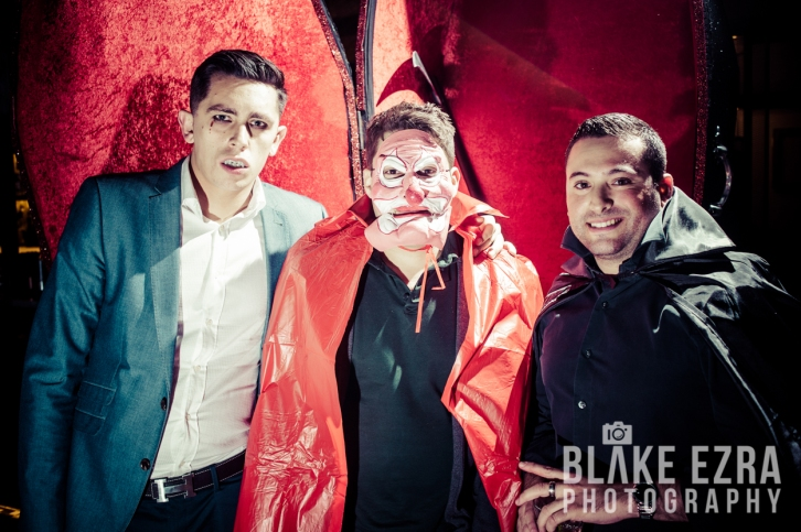 Jewish Care 'Spooktacular' Halloween Party at The Forge, London.