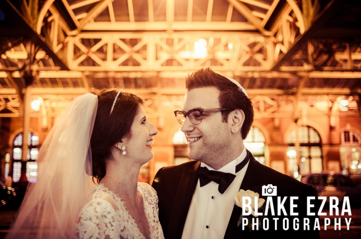 Images from the wedding of Elizabeth and Michael