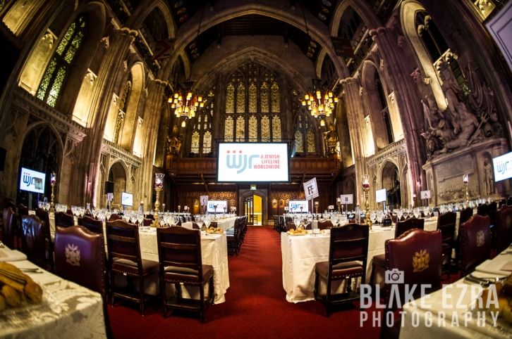 Images from the WJR Dinner at Guildhall.