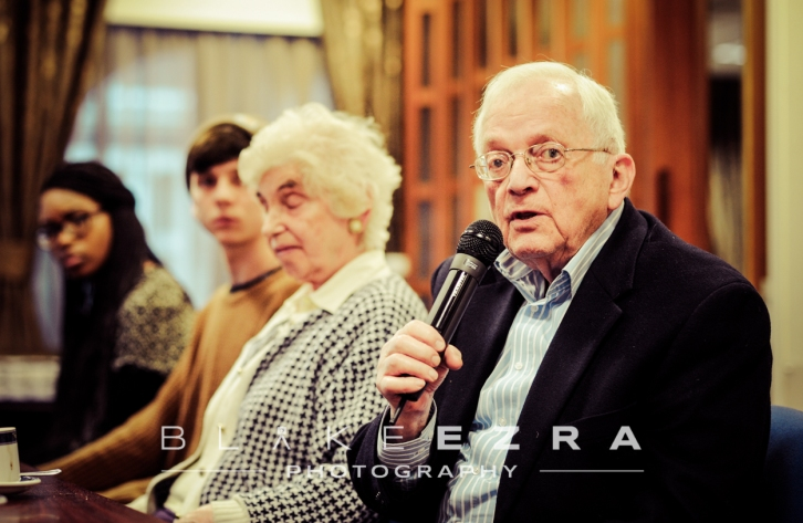 Holocaust Education Trust Ambassadors