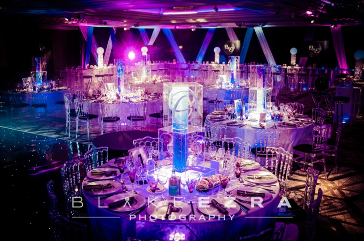 Emily and Oliver's B'nai Mitzvah Party at the Carlton Tower Hotel, London.