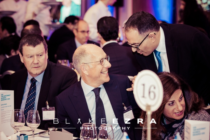 UJIA Yom Haatzmaut Business Breakfast 2015